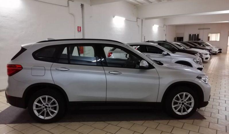 BMW X1 S-drive 18d auto 150cv, Aziendale completo