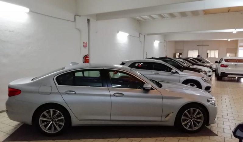 BMW 520d Berlina 190cv auto, AZIENDALE completo