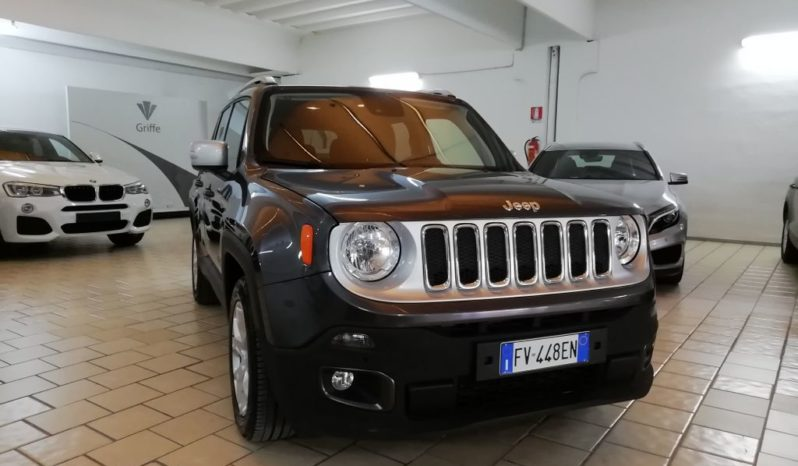 JEEP Renegade 1.6 mjt 120hp, Limited- 2018 completo