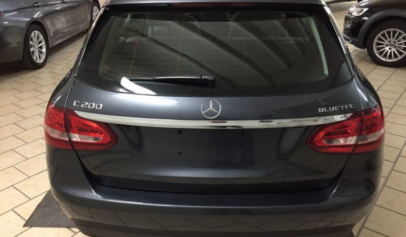 Mercedes Classe c 200d Automatic Business completo